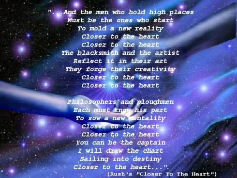 Closer To The Heart - A New Old Start_ManaOBlog
