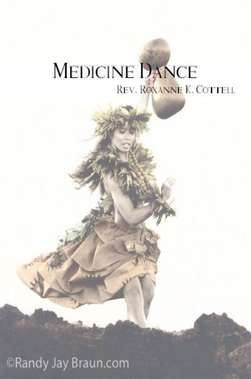 Medicine Dance Book Cover Front Draft RJB
