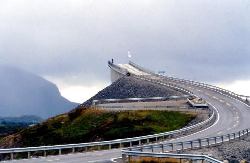 The Mana'o Blog December 8 2015 Atlantic ocean Road in Norway