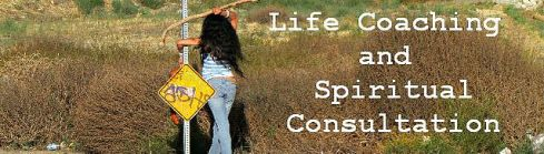 life coaching and spiritual consult banner