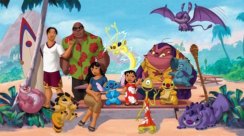 Ohana Mana'o Blog Lilo And Stitch