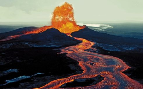 Kilauea-Hawaii